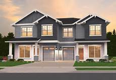 home design craftsman duplex 85162ms architectural designs house plans