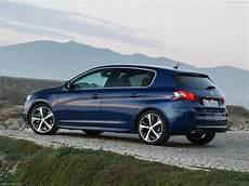Peugeot 308 Gt 2015 Cars Blue Bleu Wallpaper