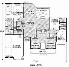 country style ranch house plans country style house plan 3 beds 3 5 baths 2294 sq ft