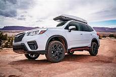 2019 subaru forester sport 2 2019 forester sport with 2 quot lift on the trail subaru