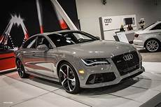 audi rs 7 on the way what a hot family sports car breath