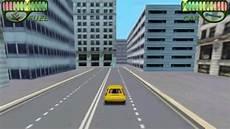 jeux de course poursuite en voiture jaune en ville voitures