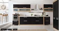 Ideas For Black Kitchen by Modern Black Kitchen Designs Ideas Furniture Cabinets 2015