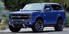 The Legendary 2018 Ford Bronco Will Come Back