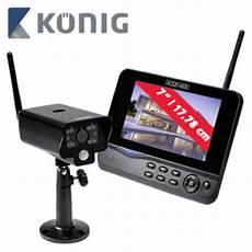funk 220 berwachungskamera system mit 7 lcd monitor trans60