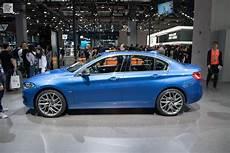1er Bmw Limousine - bmw 1 series sedan in debuts at shanghai motor show