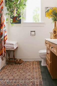 Small Bathroom Rugs want to try a rug in the bathroom miss prints