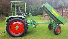 Fendt Gt 250 Traktor Schlepper Bulldog Ger 228 Tetr 228 Ger