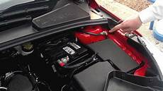 2013 focus and escape jump starting