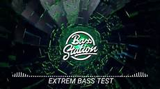 warning only subwoofer extrem bass test 2018