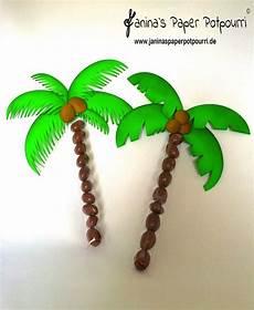 palme selber basteln s 252 223 e palmen das juli kunden goodie sweet palm tree