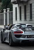Porsche 918 Spyder Via  Super Sport Cars