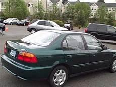 Honda Civic 2000 - 2000 honda civic vp sedan tonkin pre owned