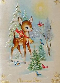 vintage christmas cards as inspiration if you have five seconds to spare