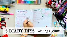 Decoration Ideas For Diary by Notebook Diys Diary Inspiration