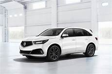 2019 acura specs 2019 acura mdx gets a spec model updated nine speed