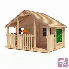 Kinderspielhaus Garten Holz - bobby bell spielhaus kinderspielhaus gartenhaus holz
