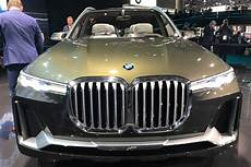 bmw x7 2018 prix new bmw x7 concept revealed pictures auto express