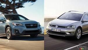 Volkswagen Golf Alltrack Reviews From Industry Experts
