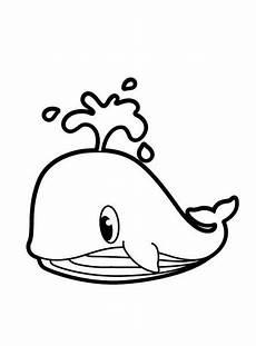 Malvorlage Wal Einfach Ausmalbilder Wal 04 Ausmalbilder Tiere