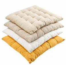 cuscino materasso plat cuscino materasso basso ocra w 40 x l 40 cm