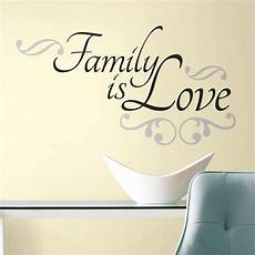 wall sticker decal quotes new family is wall decals black room stickers room