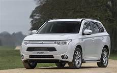 High Spec Mitsubishi Outlander Hybrid Launches In Uk