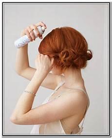 chignon sur cheveux courts coiffure cheveux couts coiffure simple et facile