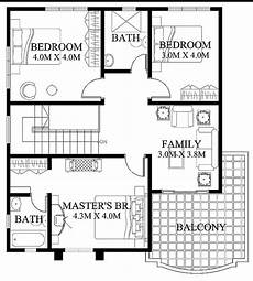 a two storey house plan pin by beng lelic on house plan two storey house plans