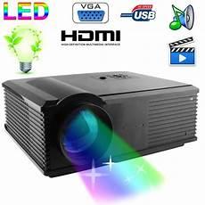 vid 233 oprojecteur led 95w 2800 lumens hd 1080p home