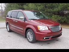 chrysler town and country 2016 chrysler town country touring l anniversary edition