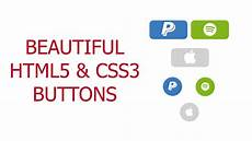 beautiful buttons using html5 and css3 to make awesome