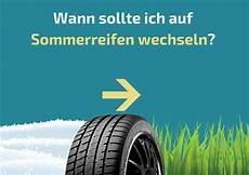 Wann Sollte Ich Auf Sommerreifen Wechseln Reifen In De