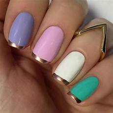 amazing french tip nail designs 12thblog