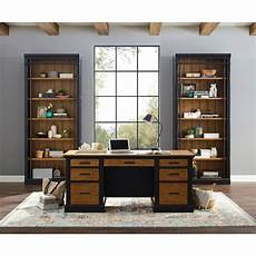 home office furniture outlet brown and black home office desk toulouse rc willey