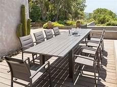 Table De Jardin Extensible Hesperide Mod 232 Le Heraklion 6 10
