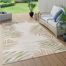 teppich balkon outdoor teppich balkon palmen design beige teppichcenter24