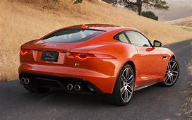 2015 Jaguar F Type R Coupe US  Wallpapers And HD Images