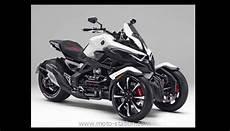Moto Honda 2 Roues Arriere