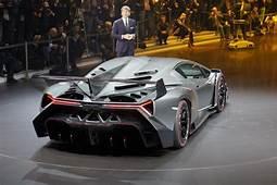 Lamborghini Veneno – You Jelly Yet…