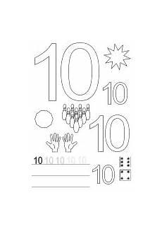 Kinder Malvorlagen Zahlen Lernen Zahlen Lernen Z 228 Hlen 220 Bungsbl 228 Tter Ausdrucken
