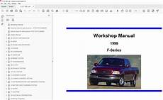 small engine maintenance and repair 1995 ford f150 on board diagnostic system 1995 ford f150 repair manual