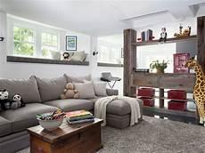 unfinished basement ideas overhaul your unfinished basement hgtv