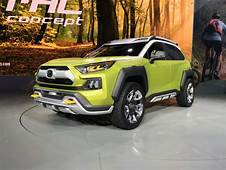 Toyotas FT AC Concept Should Be A Real SUV  HuffPost