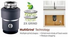 Kitchen Garbage Disposals Reviews by Insinkerator Evolution Garbage Disposal Reviews 2018