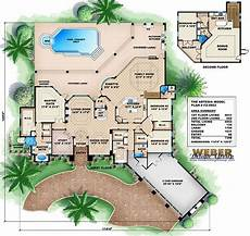 mediterranean house plans with pools tuscan house plans mediterranean tuscan style home floor