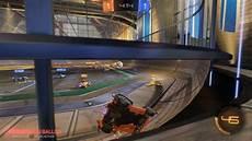 jeux voiture foot rocket league entre foot et course de voiture sur ps4