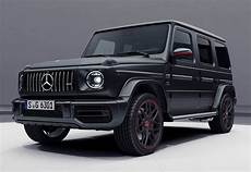 2018 Mercedes Amg G63 Edition 1 Is The Most Menacing G