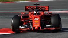 F1 Winter Testing 2019 Day One S Sebastian Vettel