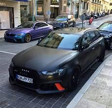 audi rs6 noir mat audi rs 6 matte black audi a vie voitures de luxe